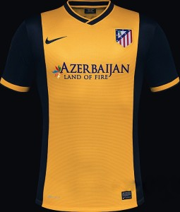 Maillot Away Atletico