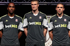 Maillot Away Stoke City