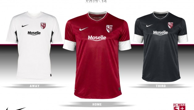 Maillot FC Metz