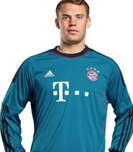 Maillot Gardien Bayern