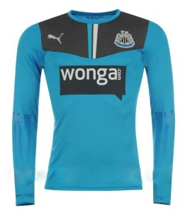 Maillot Gardien Newcastle