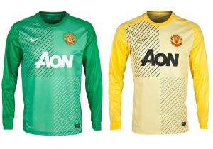 Maillot Gariden Manchester United