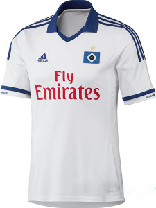 Maillot HSV Home