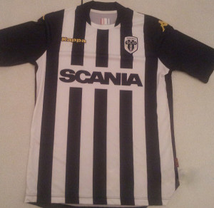 Maillot Home Angers