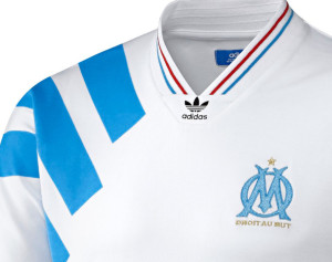 Maillot Home OM