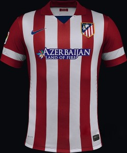 Maillot Home atletico