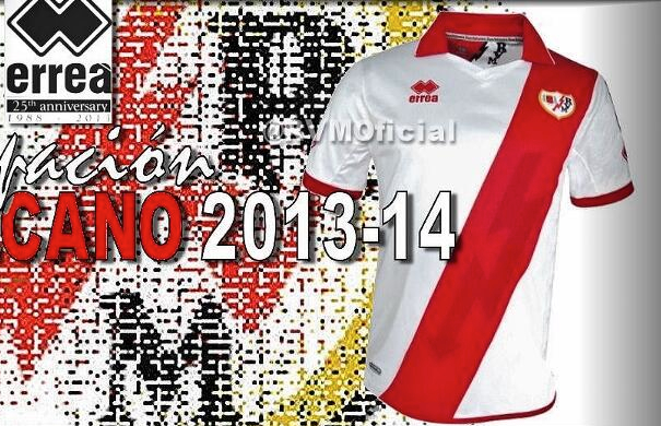Maillot Rayo Vallecano