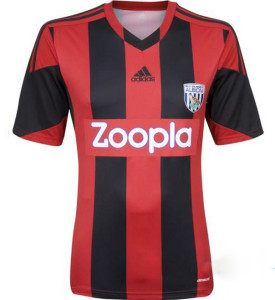 Maillot West Brom