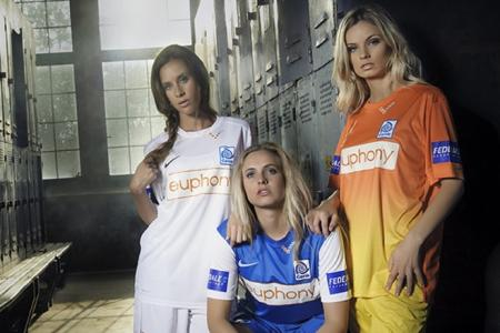 Maillots Genk