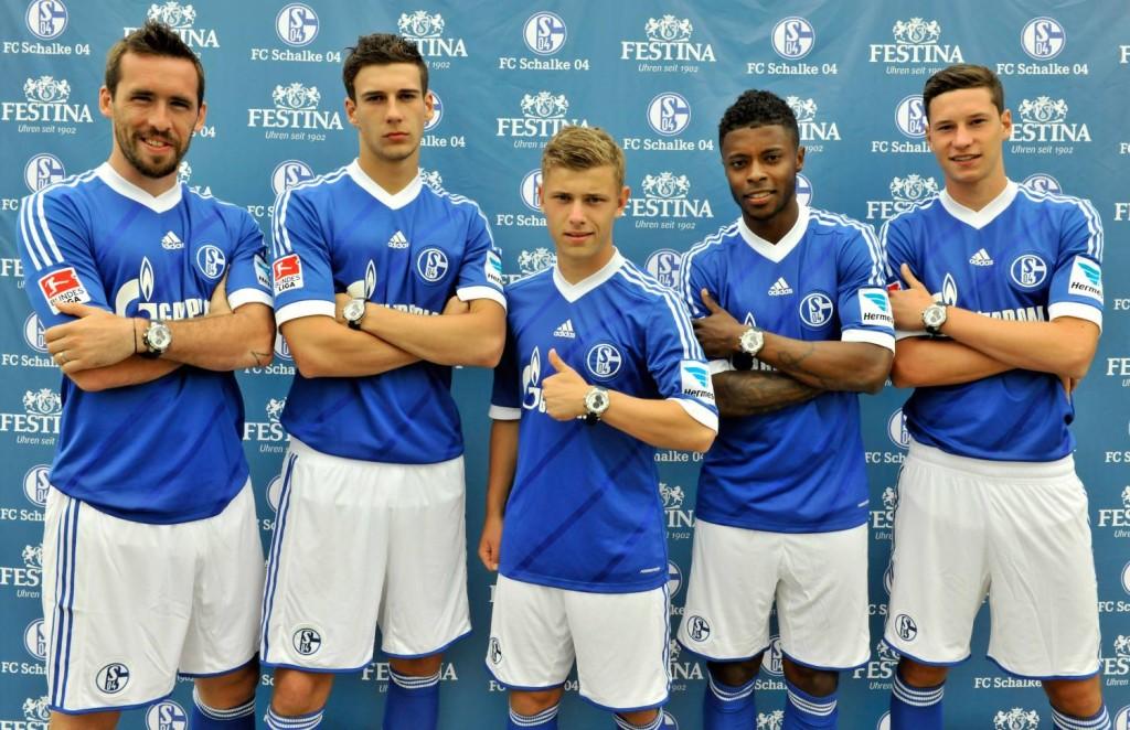 Schalke Home