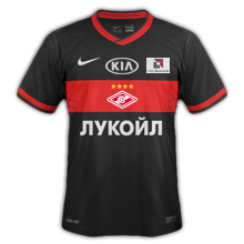 Spartak Away