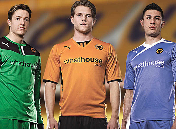 Maillots Wolves