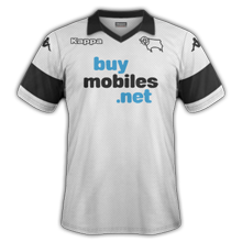 Maillot Domicile Derby County