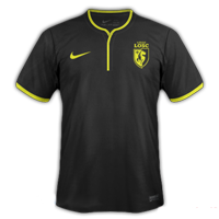 lille maillot 3eme 2014