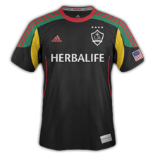 los angeles galaxy maillot