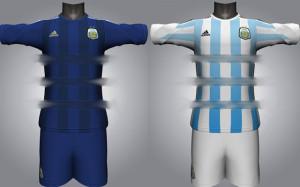 maillots argentine 2014 coupe du monde