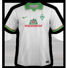 Maillot Werder Breme