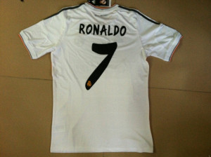 real madrid 2014 flocage ronaldo