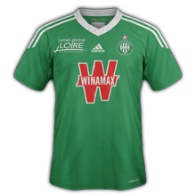 Maillot Home ASSE