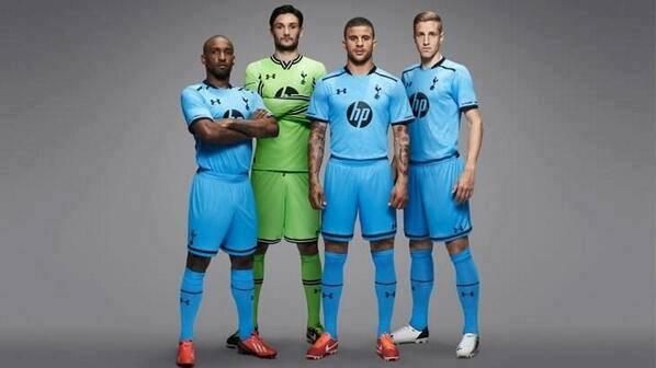 Maillot Away Tottenham