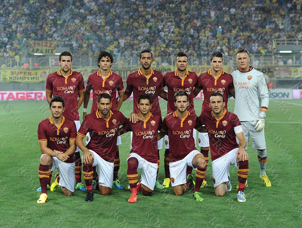 Home AS Roma