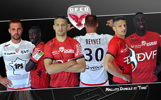 Maillots Dijon