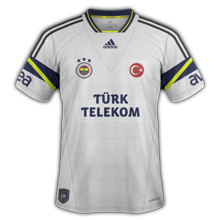 Maillots Away Fenerbahce