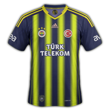Maillot Home Fenerbahce