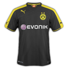 Maillots de foot Borussia Dortmund