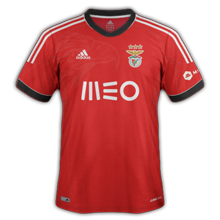 Maillot Home Benfica