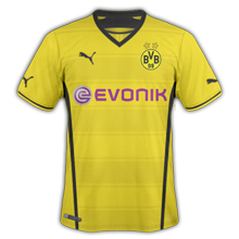 Borussia Dortmund maillot