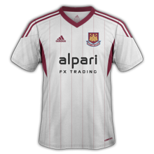 Away West Ham