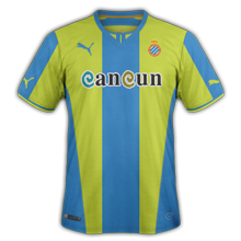 Espanyol Third