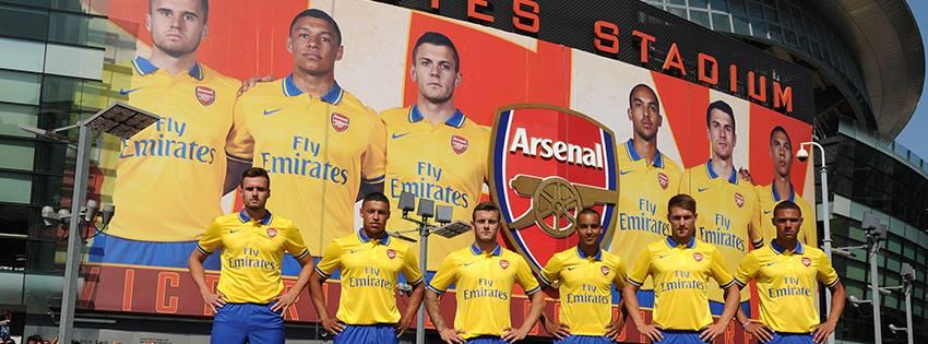 Away Arsenal