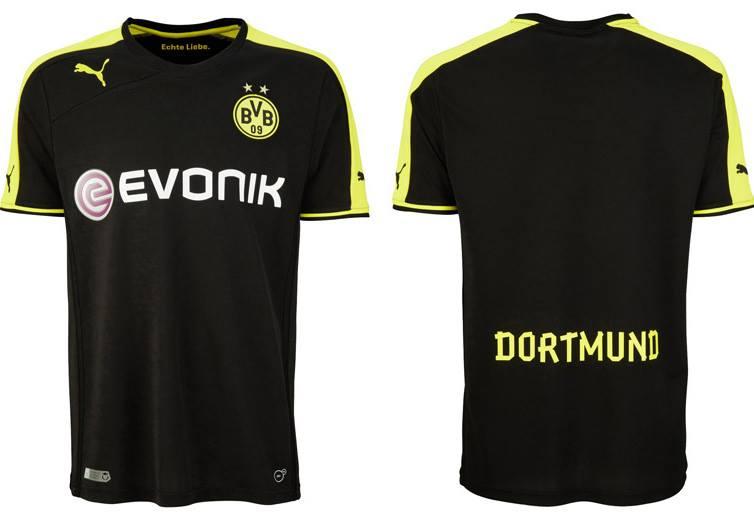 Away Dortmund