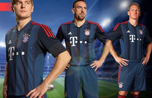 Bayern Third