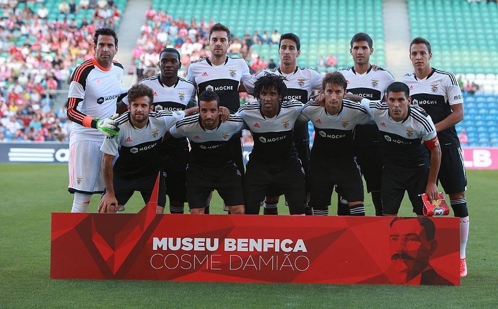 Benfica Away