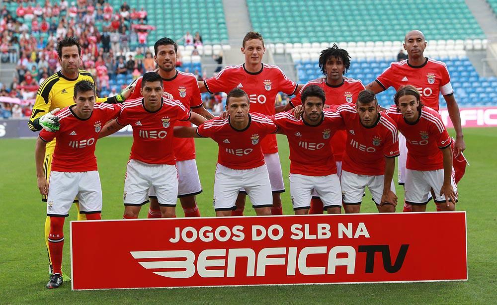 Benfica Home
