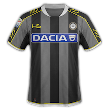 Maillot Away Udinese