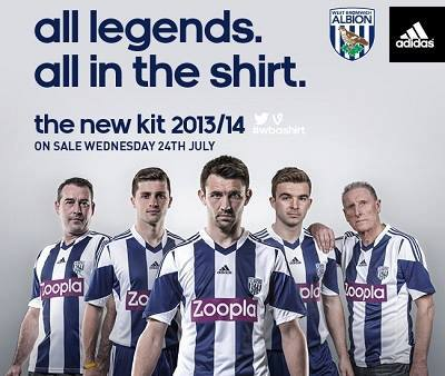 Home West Brom