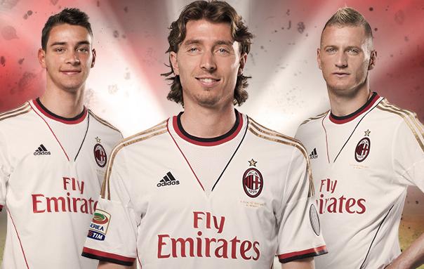 Maillot Away AC Milan