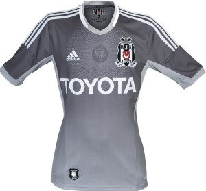 Maillot Away Besiktas