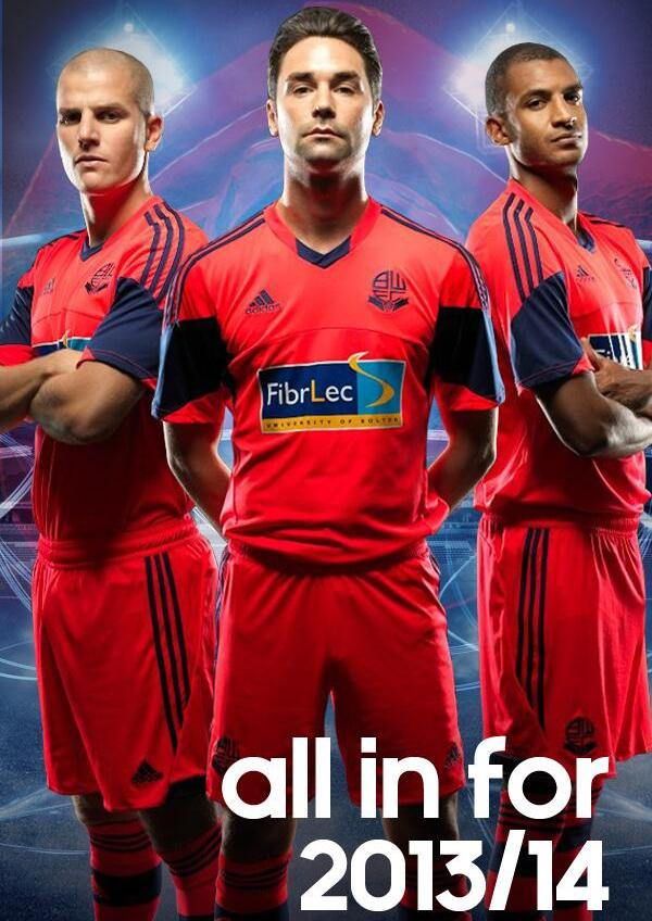 Maillot Away Bolton