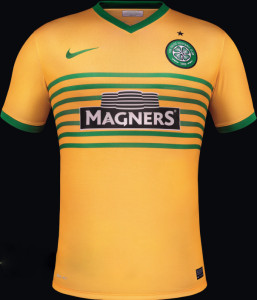 Maillot Away Celtic