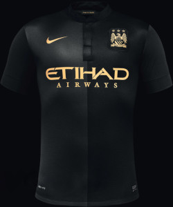 Maillot Away City
