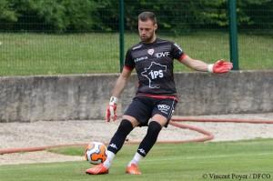 Maillot Away Dijon