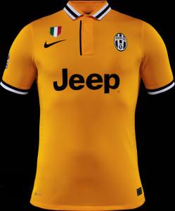 Maillot Away Juventus