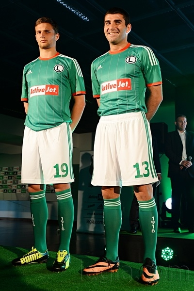 Maillot Away Legia Varsovie