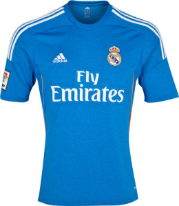 Maillot Away Real