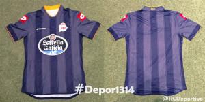 Maillot Deportivo Away